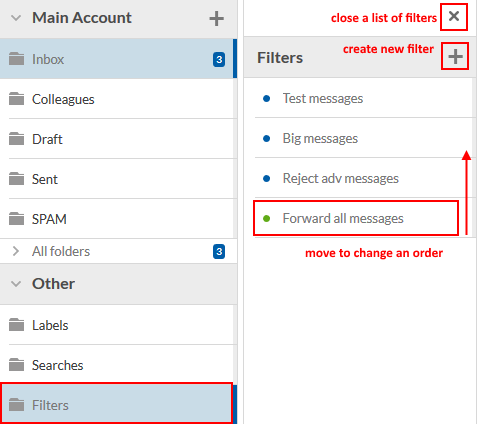 SPF records and forwarded messages - FORPSI